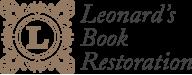Leonard's Book Restoration