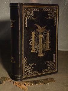 Family Bible Restoration | Leonard's Book Restoration